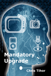 Concept art for Mandatory Upgrade cover